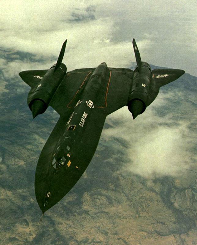 四年前拍得f-117隐形飞机