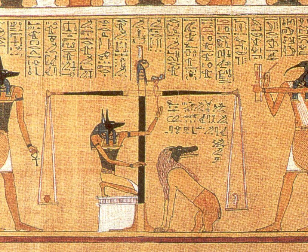 Scale of Maat