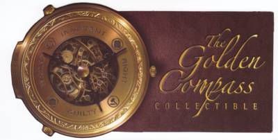 Golden Compass Collectible Insert