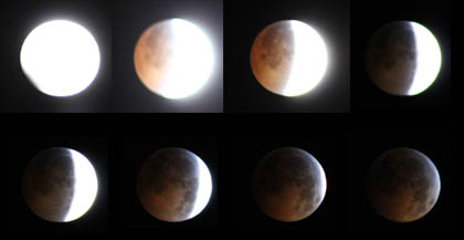 Lunar Eclipse from 2010-12-21