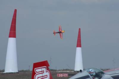 The Red Bull Air Races Come to Olney, TX