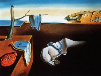 The Real The Persistence of Memory