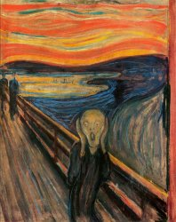 The Real The Scream