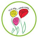 Tulips for Tremor Circle Logo
