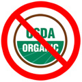 Organics, Just Say No