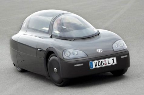 VW 1-Litre Concept Car