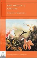 Cover of Origin of Species